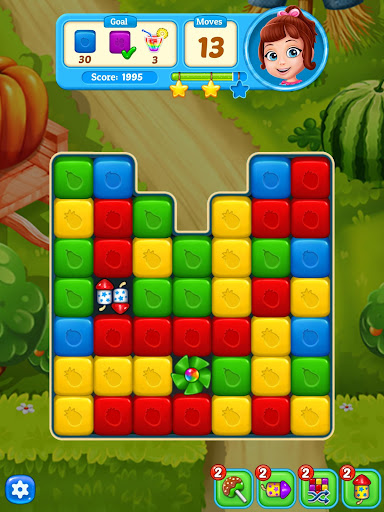 Fruit Cube Blast apktram screenshots 21