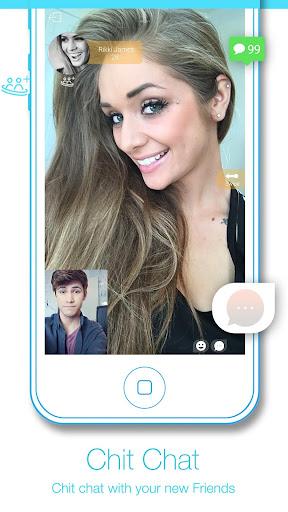 Omega Random Video Chat Omegle 1.0 screenshots 14