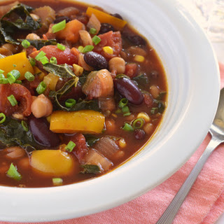 Vegetarian Chili With Chickpeas Recipes