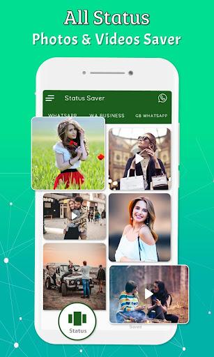 Status Downloader For Whatsapp screenshots 1