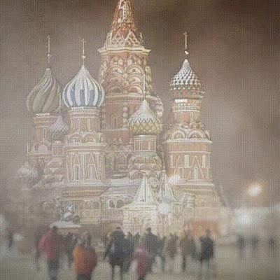 Mosca, Piazza Rossa di steconte