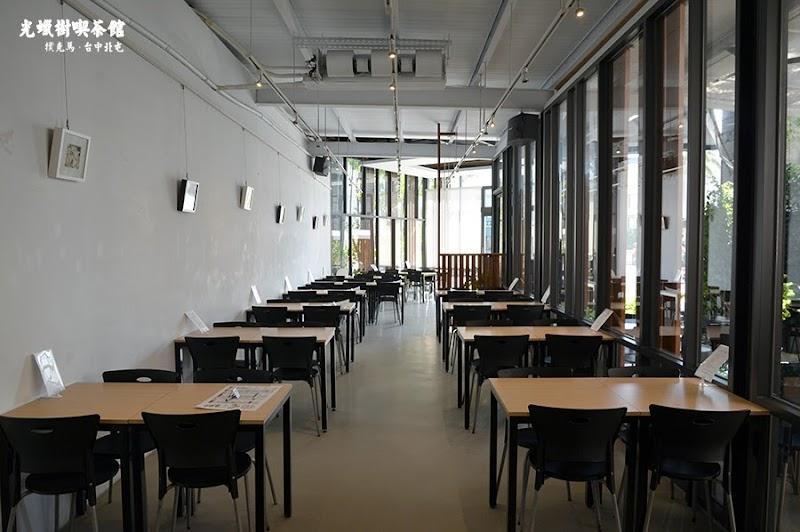 光蠟樹喫茶館安排座位數