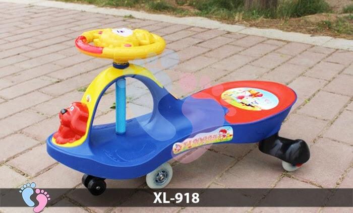 Xe lắc trẻ em Broller XL-918 5