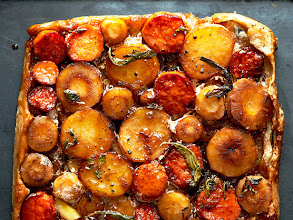 Photo: Get this Vegetable Tarte Tatin recipe >> http://ow.ly/geYhJ