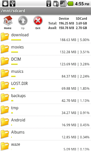File Manager Pro screenshot 6