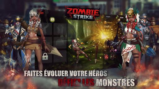 Zombie Strike: The Last War of Idle Battle (SRPG)  captures d'écran 2