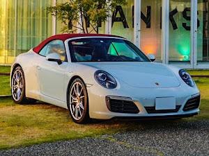 911 991H2 carrera S cabrioletのカスタム事例画像 Paneraorさんの2020年09月10日21:45の投稿