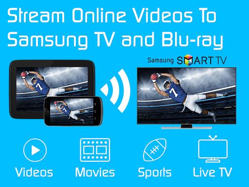 Video & TV Cast | Samsung TV - HD Movie Streaming 2.25 screenshots 5
