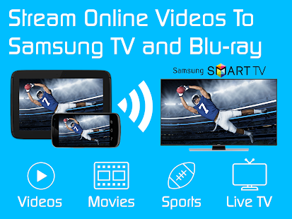 Video & TV Cast | Samsung TV - HD Movie Streaming – Apps no