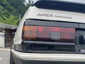 スプリンタートレノ AE86 昭和60年式GTアペックスのカスタム事例画像 みほまるさんの2019年07月27日08:34の投稿