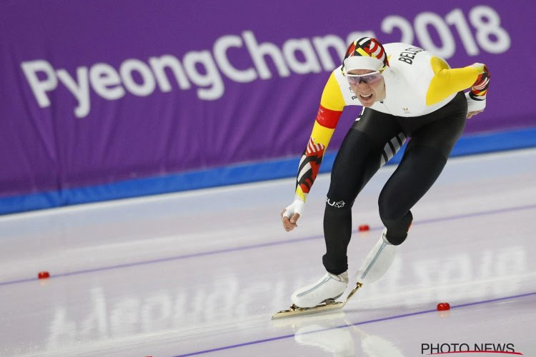 Swings werd achtste op de 5.000 meter op het WK in Heerenveen
