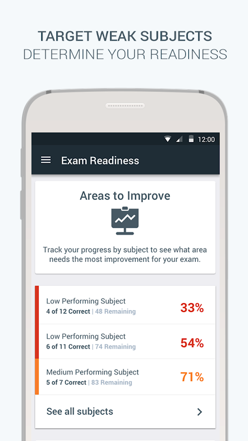 Ged pocket prep android apps on google play ged pocket prep screenshot fandeluxe Image collections