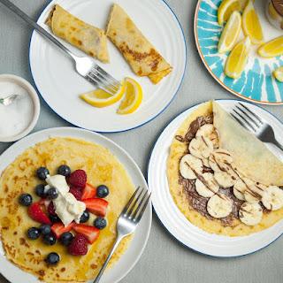 Shrove Tuesday Pancakes Recipe