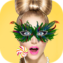 Live Face Mask - Snappy Face Photo icon