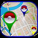 Guide for Pokemon Go Map icon