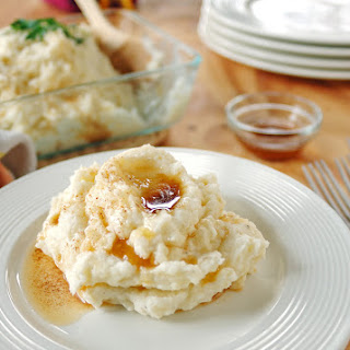 Amish Brown Butter Mashed Potatoes