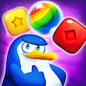 Pengle - Penguin Match 3 icon