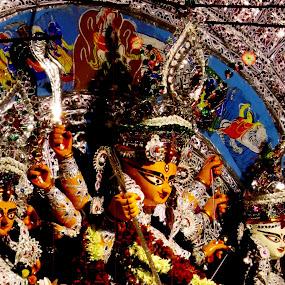 durga puja in kolkata by Prosenjit Biswas - Public Holidays Easter