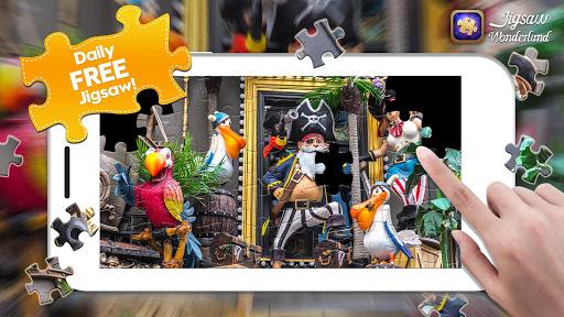 Jigsaw Wonderland - Best Jigsaw Puzzles for Free Screenshot