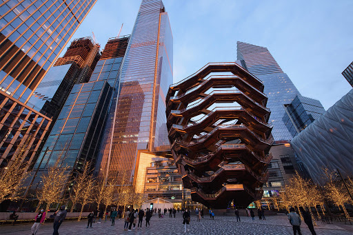 """Hudson Yards Creates New Attendance Rules for the """"Vessel"""" After Wave of Suicides"""