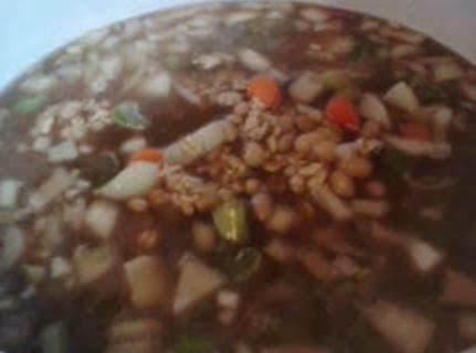 Beef Oatmeal Bean Stew In Crockpot Recipe