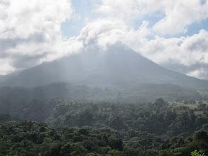 Photo: Arenal volcano