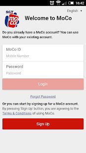 SCT MoCo - Mobile Commerce - náhled