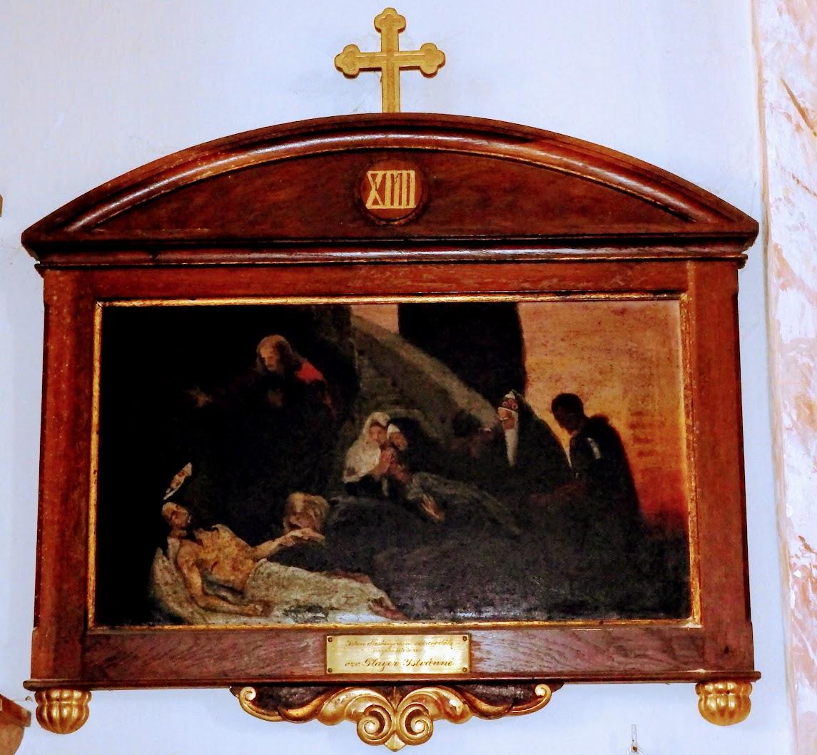 Tanakajd - Magyarok Nagyasszonya rk. templom (templombelső)