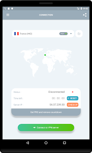 VPN Tap2free – free VPN service App Download For Android 9