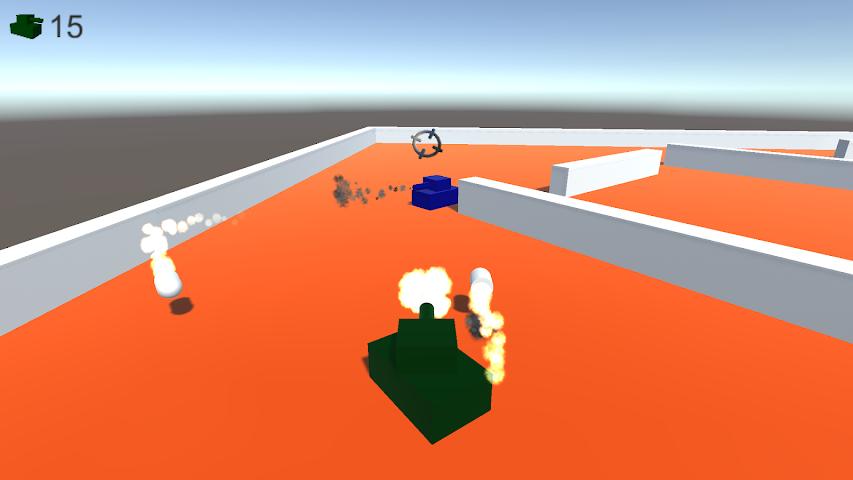 android Tank Revolution Screenshot 1