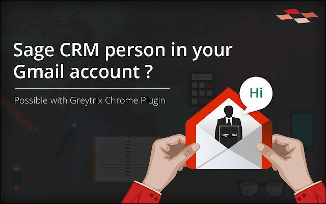 Gmail Integration for Sage CRM