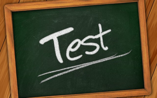 Systime Quiz - Altid en evaluér knap