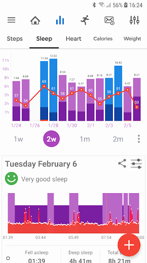 Notify & Fitness for Mi Band 8.17.0 screenshots 4