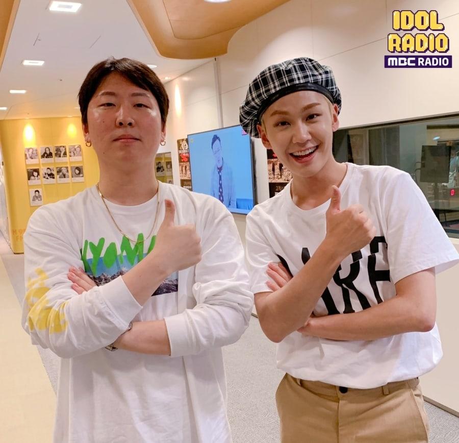 kwon jae seung idol radio