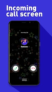 S9 style theme for Samsung, full screen caller ID App Download For Android 1