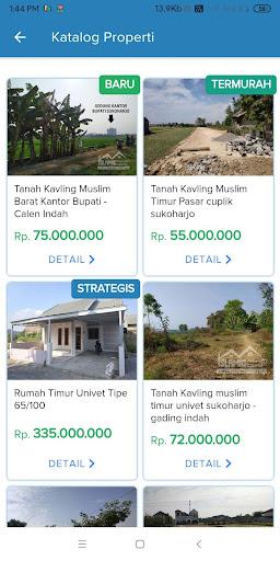 Rumahijrah - Bursa Properti dan Investasi Akhirat screenshot 4