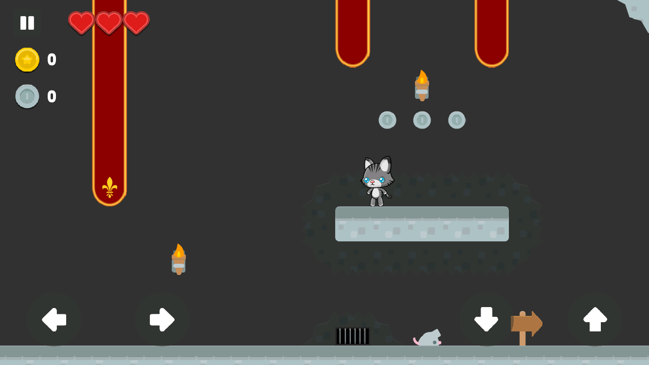 Platform Control- screenshot