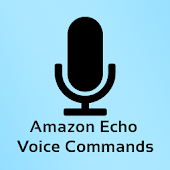 Commands for Amazon Echo