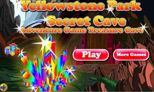 ゲームトレジャー洞窟を脱出4