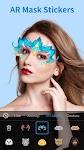 screenshot of Selfie Camera - Beauty Camera & AR Stickers