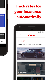 Cover - Insurance in a snap- screenshot thumbnail