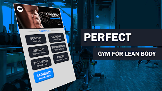 Gym Body – Perfect Fitness Workouts, Handy trainer 15