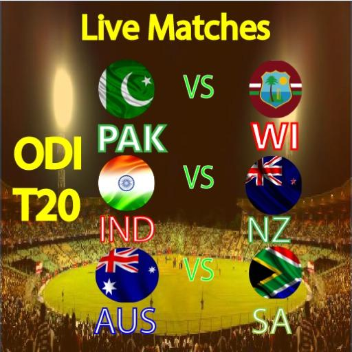 Live Cricket All Teams Matches 運動 App LOGO-硬是要APP