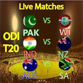 Live Cricket All Teams Matches