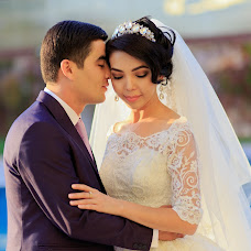 Wedding photographer Bakhrom Khatamov (bahman). Photo of 31.10.2016