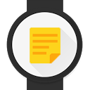 Notepad - Android Wear APK