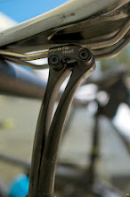 Photo: Spring Break for the Bike Industry with racing, rides, and an expo. Another view of the Ergon.