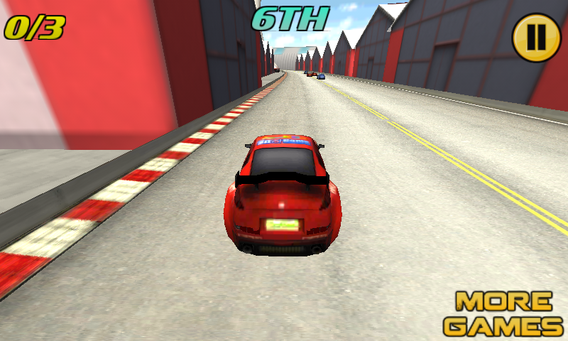 Скриншот Racing City 2
