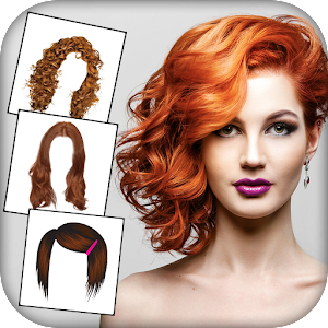 Woman Hairstyle Editor 1.0 latest apk download for Android • ApkClean