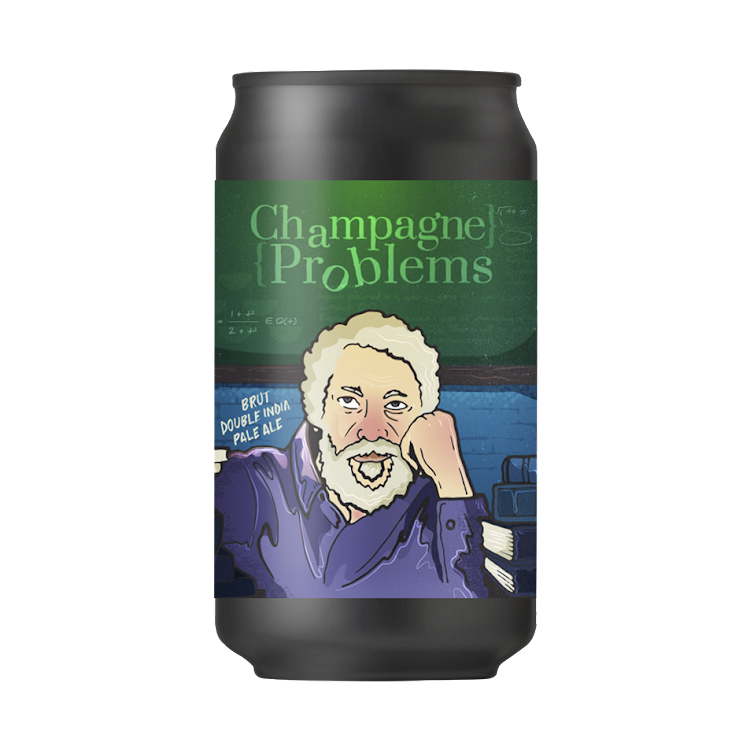 Logo of Champion Champagne Problems